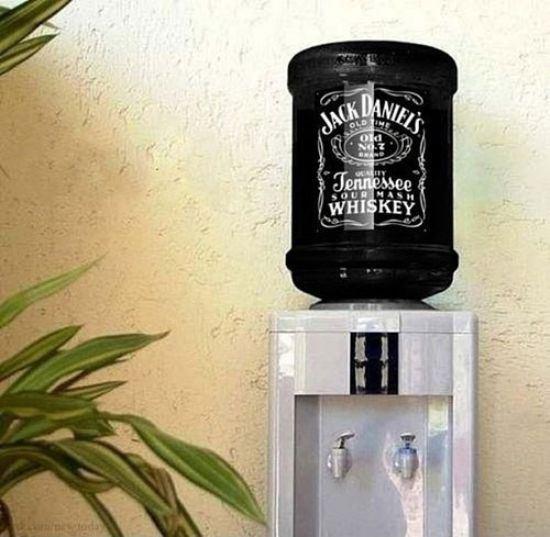 whiskey woda
