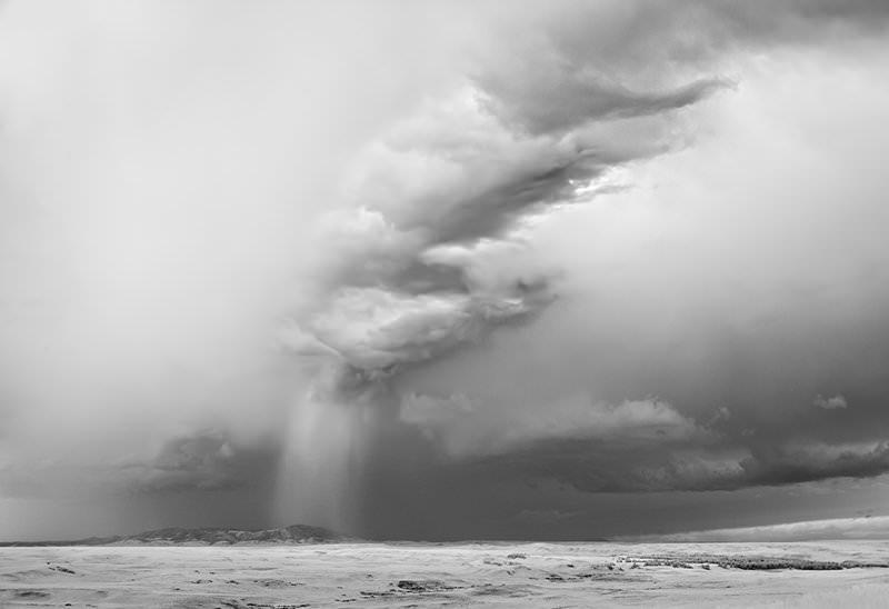 wspaniała fotografia burzowa