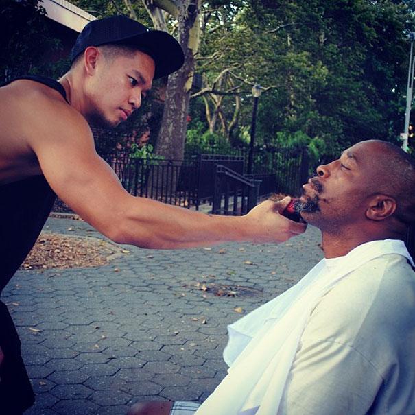 Mark Bustos fryzjer nowy york2