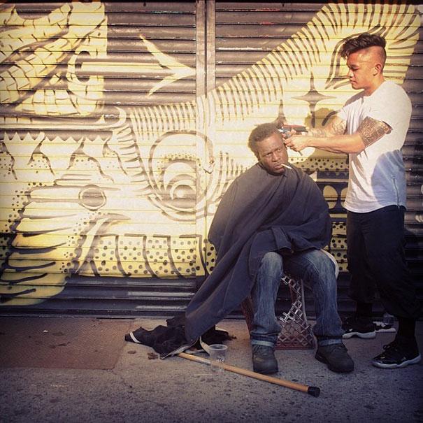 Mark Bustos fryzjer nowy york9