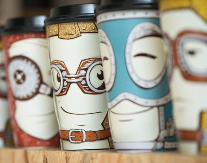 fajne kubki na kawę