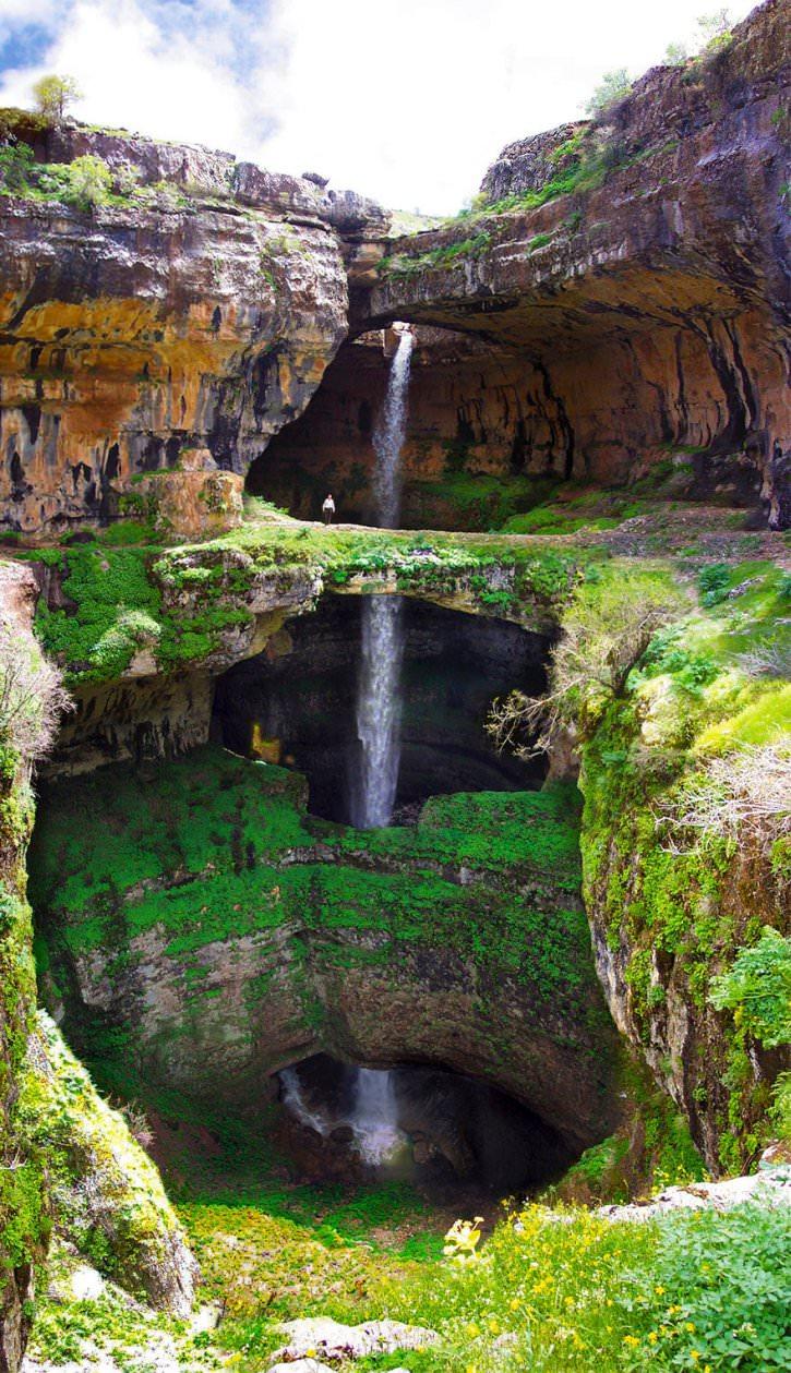 jaskinia trzech mostów