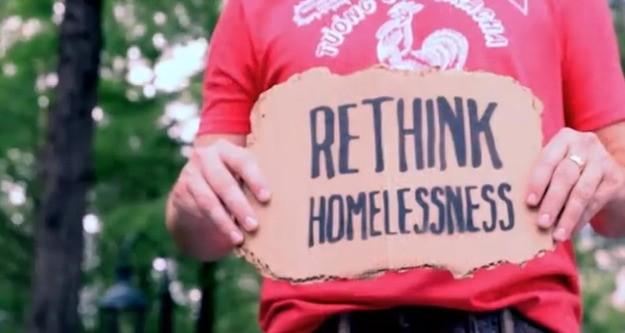 przemyśl bezdomność