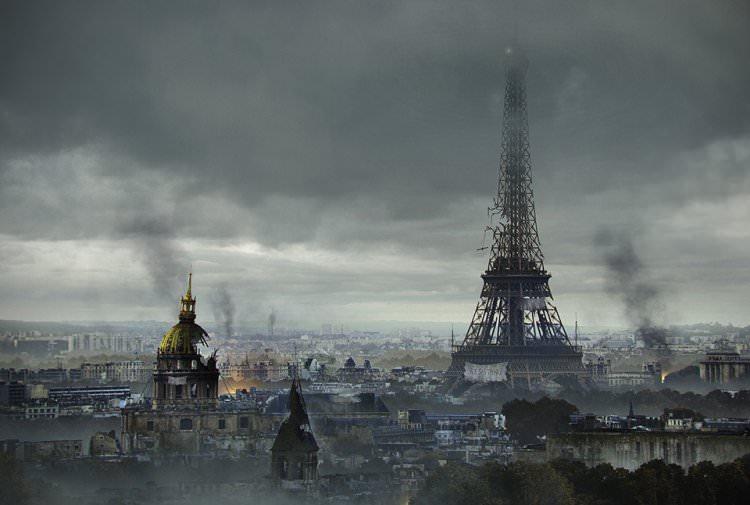 świat po apokalipsie