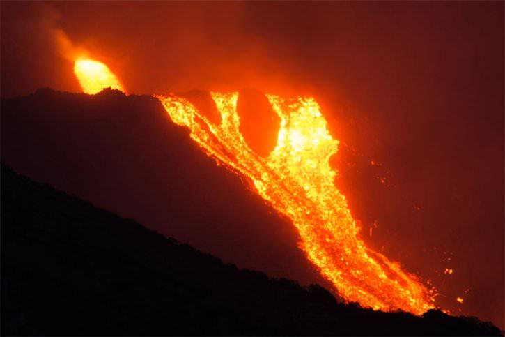 wulkan stromboli