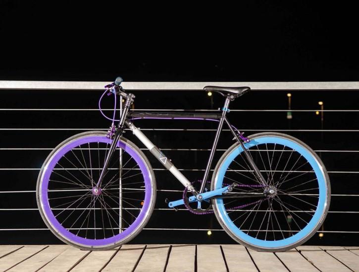 Rower którego nie da się ukraść
