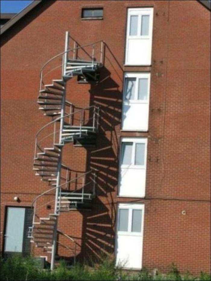 budowlane absurdy