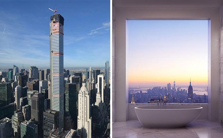 apartament z widokiem Nowy Jork
