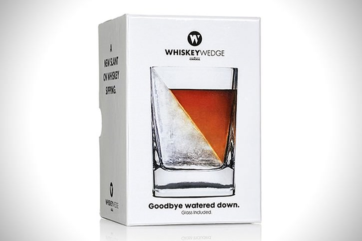 szklanki do whisky - Wedge