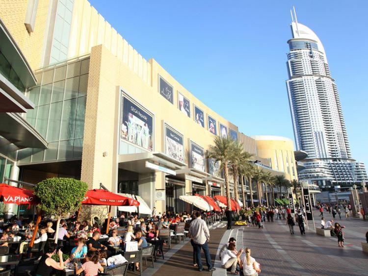 dubai-mall-centrum-handlowe