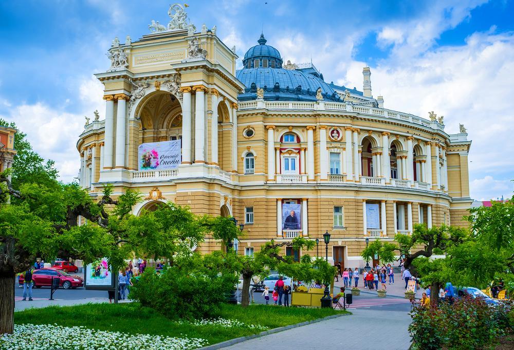Teatr Opery w Odessie
