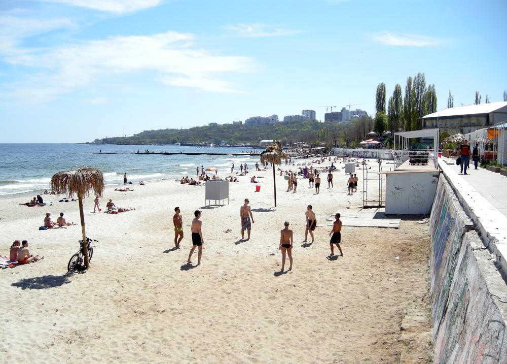 Plaża Arkadia