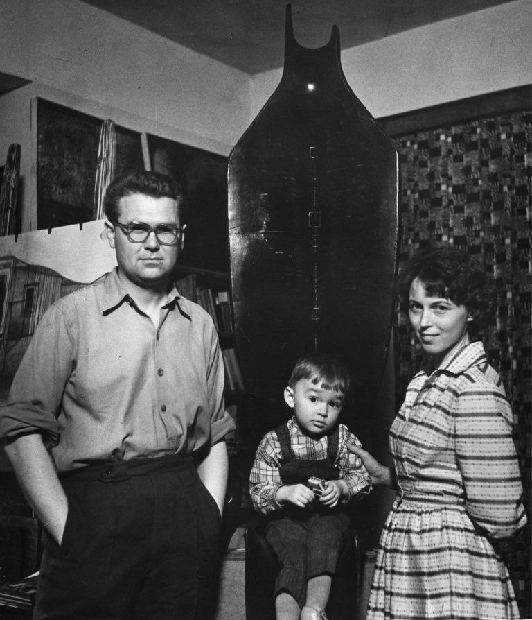 Rodzina Beksińskich, historia rodziny Beksińskich, Zdzisław Beksiński, Zofia Beksińka, Tomasz Beksiński