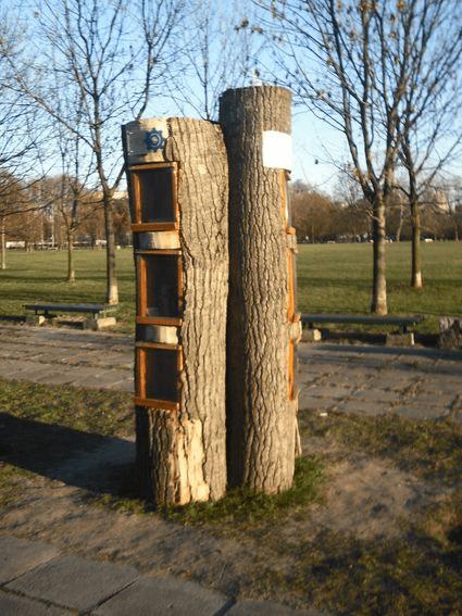 Park Moczydło Bookcrossing