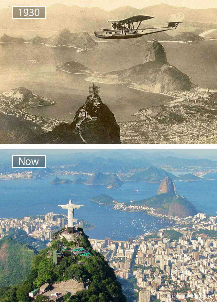 Rio de Janeiro kiedyś i dziś