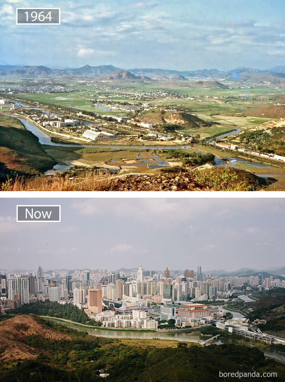 Shenzen kiedyś i dziś