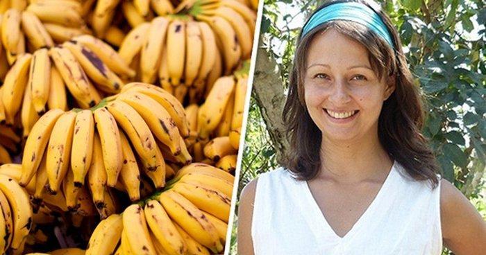 Dieta oparta na bananach