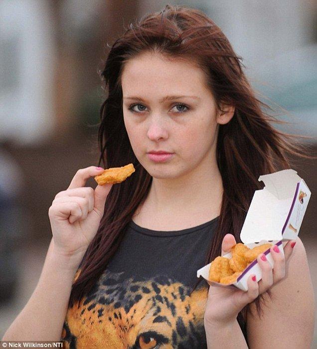 Dieta oparta na nuggetsach
