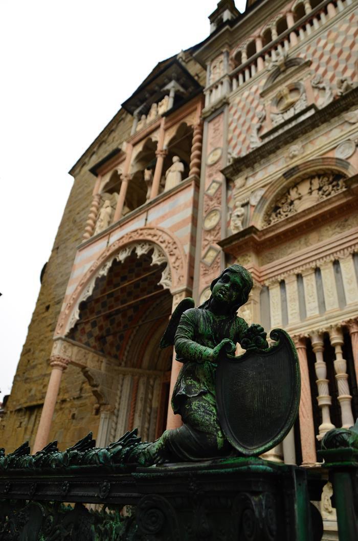 Bergamo przewodnik, przewodnik Włochy Północ, Lombardia