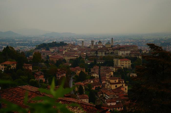 Bergamo, Lombardia, Włochy