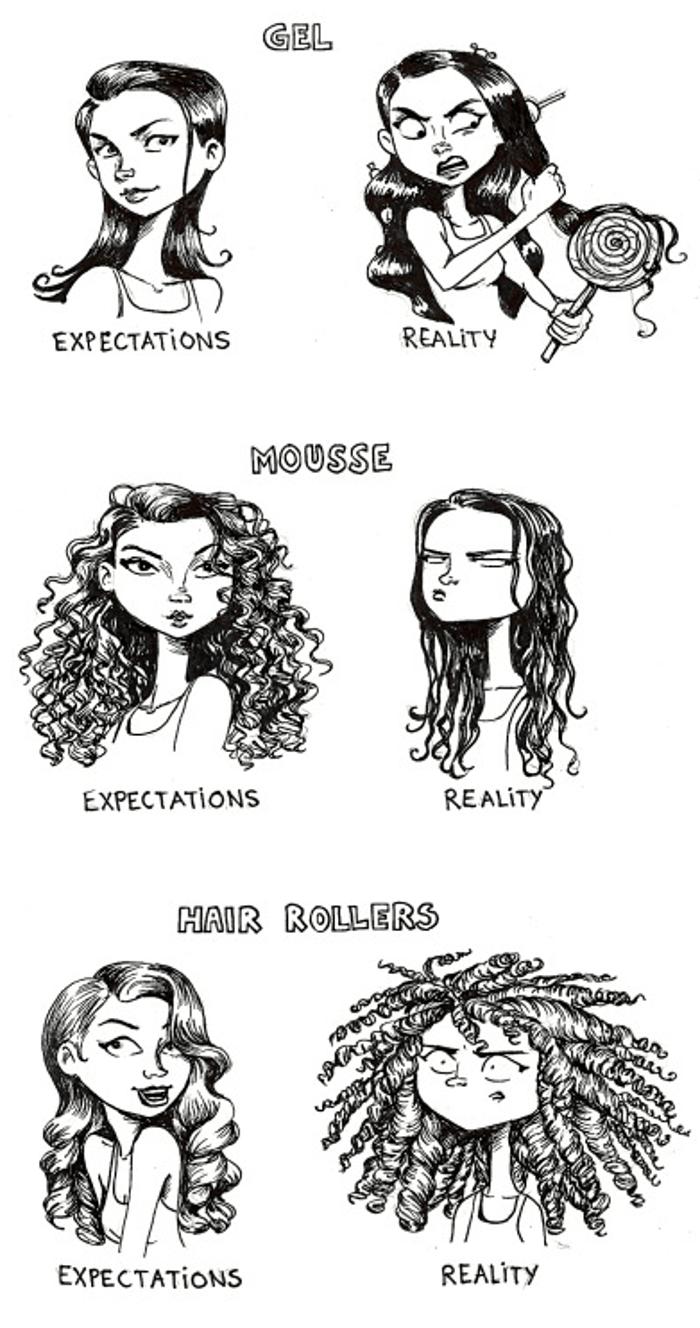 Cassandra włosy