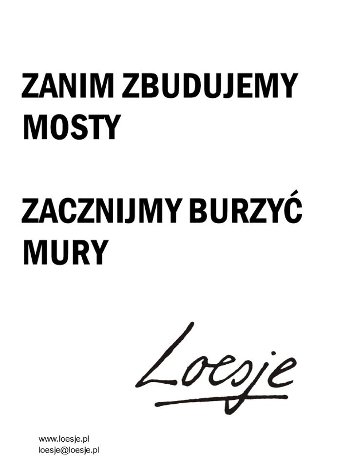 loesje, plakat