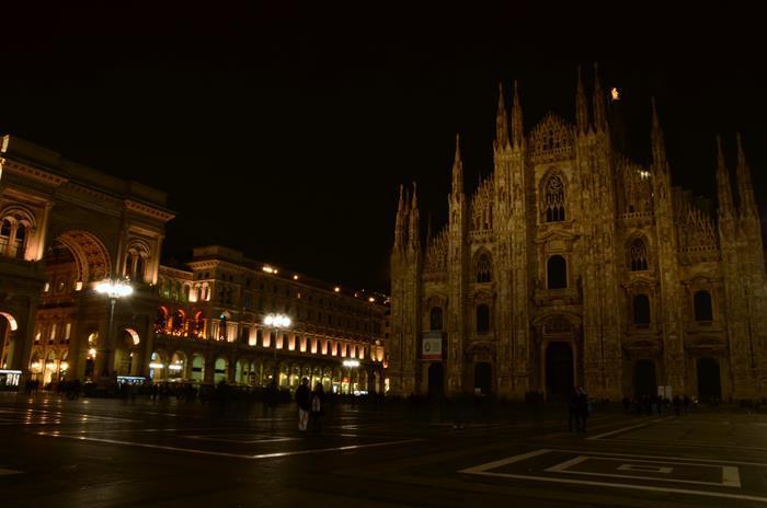 Mediolan przewodnik, atrakcje Mediolanu
