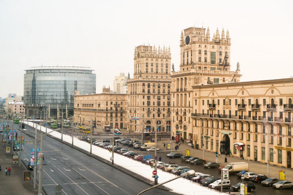 Hotele Mińsk