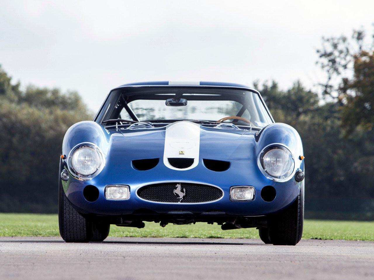 Najdoższe Ferrari