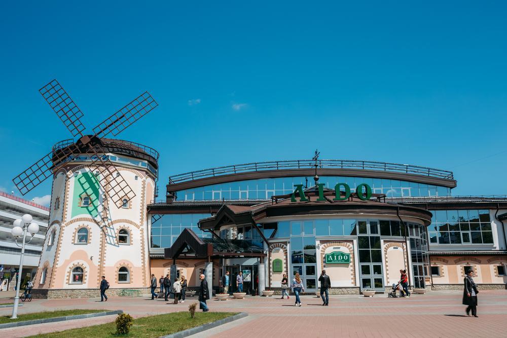 Restauracja Lido w Mińsku