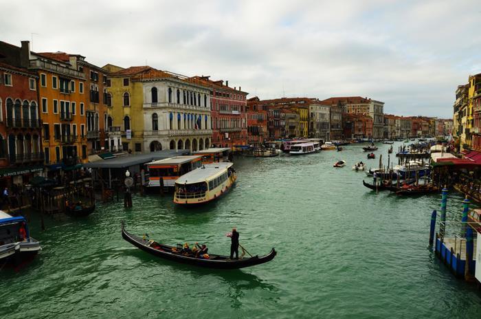 Wenecja zwiedzanie, Wenecja wycieczki bez przewodnika