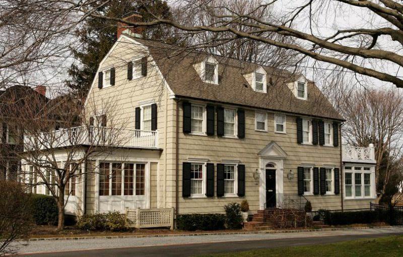 Dom z horroru Amityville