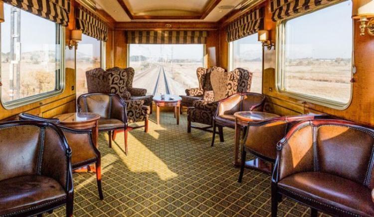 Pociąg Blue Train - RPA