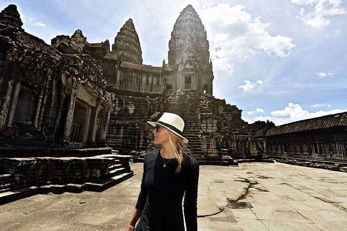 Cassandra De Pecol - pierwsza kobieta, która odwiedzi wszystkie kraje na świecie?