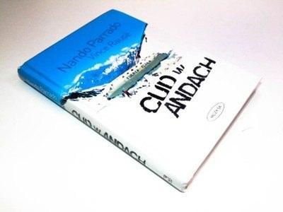 Nando Parrado książka