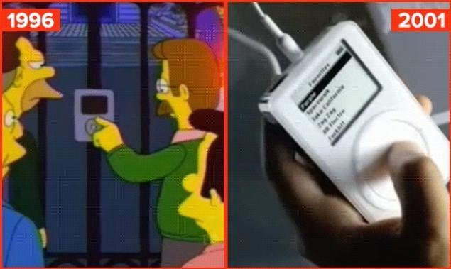 The Simpsons - urzadzenie podobne do ipada