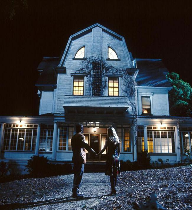 "Kadr z filmu ""The Amityville Horror"""