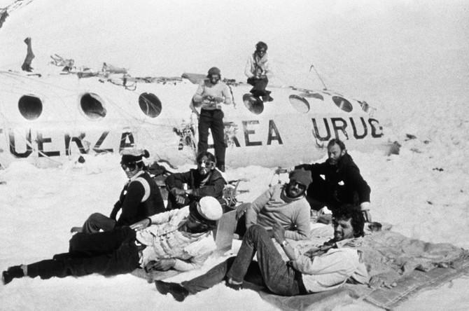 katastrofa lotnicza w Andach rugby