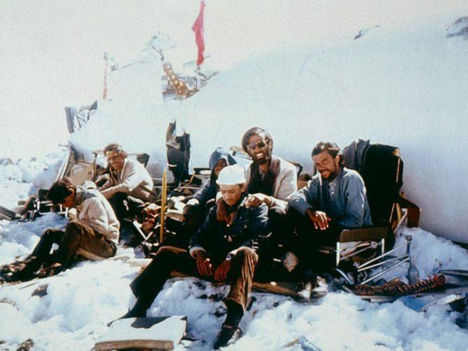 Katastrofa lotnicza w Andach