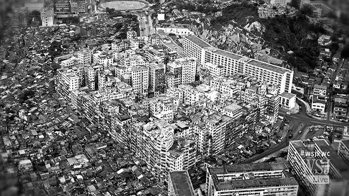 Kowloon - miasto ciemności