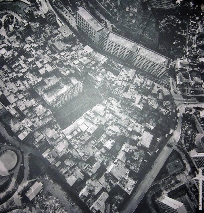 Kowloon 1974 rok