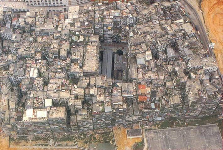 Kowloon 1992 rok