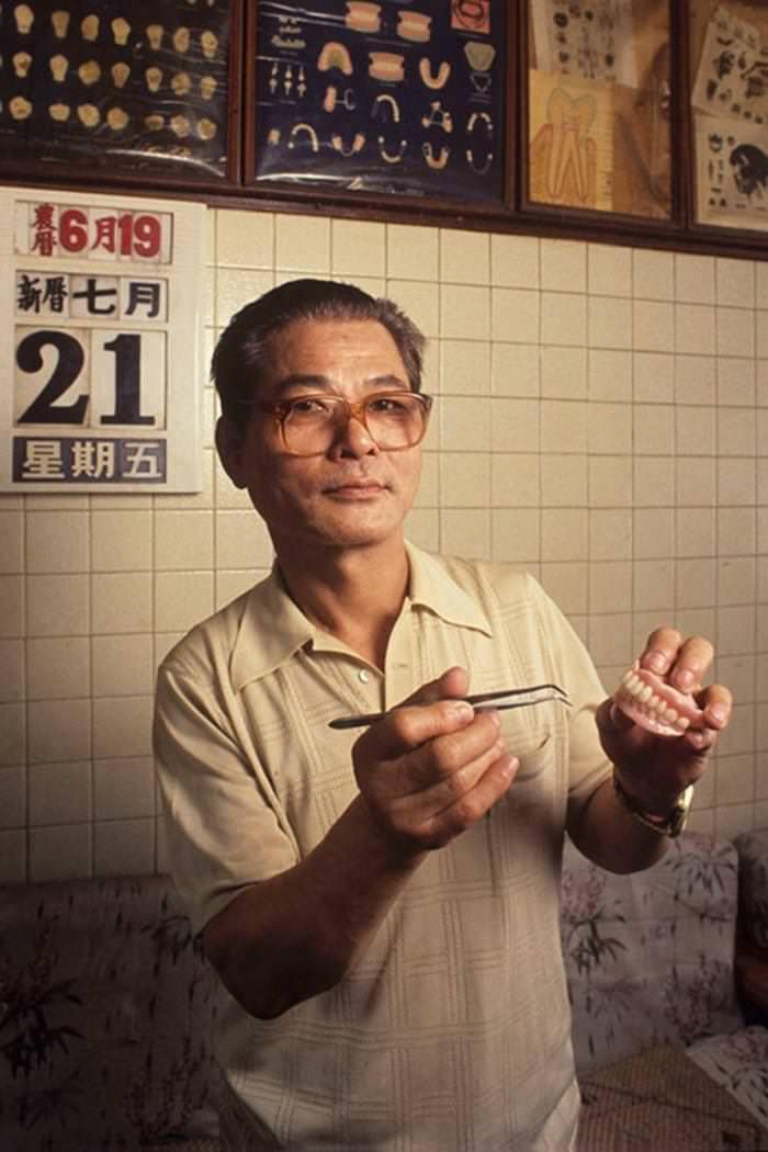 Dentysta z Kowloon