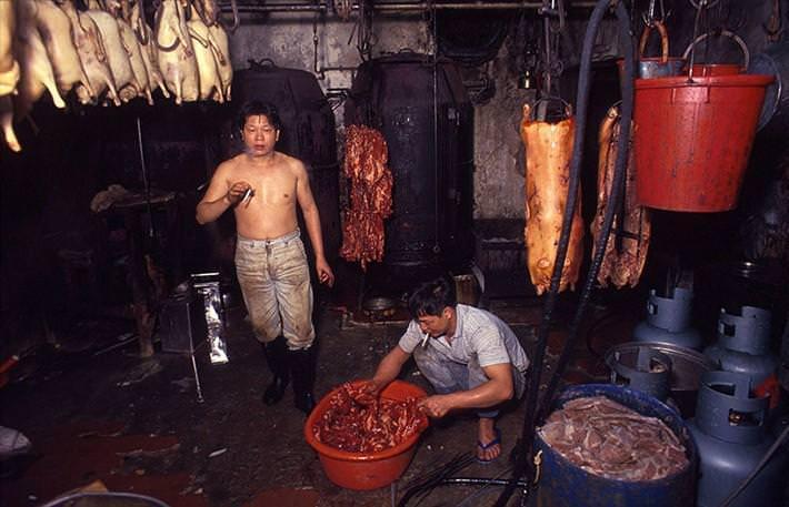 Kowloon przemysł