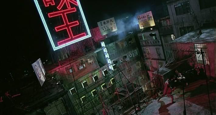 Kowloon zaliczyło epizod w filmie