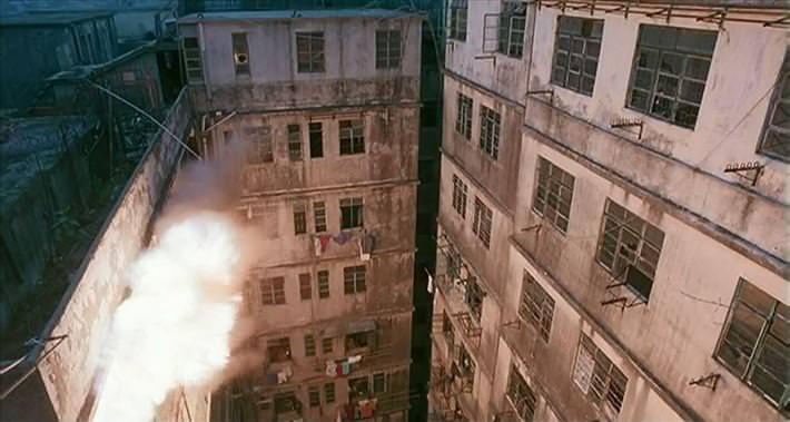 Kowloon - epizod w filmie
