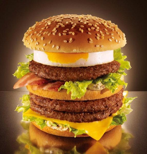 Mega Tomago - McDonalds Japonia