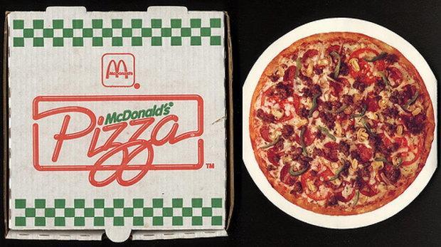 McPizza - USA
