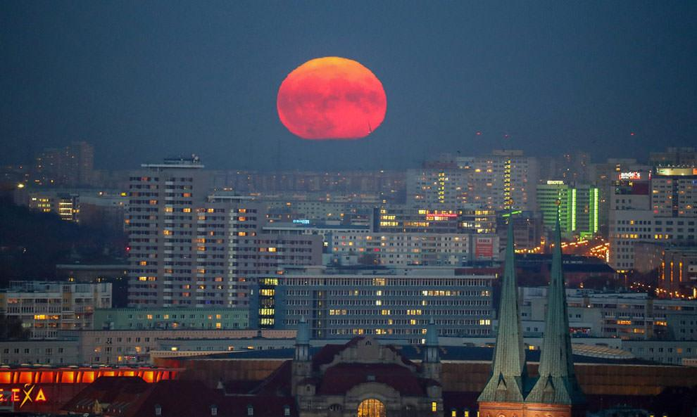 Superksiężyc 2016 - Berlin