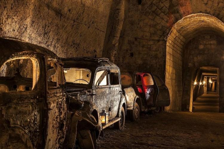 Tunel Burbonów Neapol